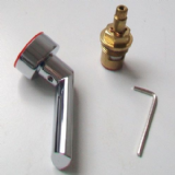 Wing Tap Lever Head and Ceramic Tap Cartridge - Hot - 62010159